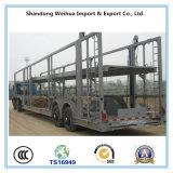 De Aanhangwagen van de Vrachtwagen van de Auto-carrier, de Aanhangwagen van het Nut voor Vervoer van de Auto