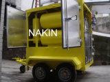 Tipo modelo máquina del acoplado de Zym de la purificación del aceite aislador