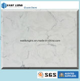 Quarzo Carrara di pietra per le parti superiori di vanità delle parti superiori della barra del piano d'appoggio delle contro parti superiori delle lastre del quarzo della superficie del quarzo