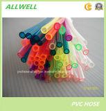 PVC 플라스틱 투명한 명확한 수평 물 관 관 호스