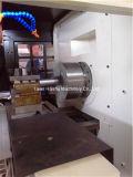 Torno europeo popular del metal del CNC de las máquinas de las fábricas de las máquinas herramientas CNC Ck6136h del mercado de Taian Haishu