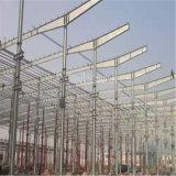 Structure métallique en acier Pré-construction de construction en métal à bas prix