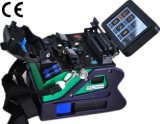 Encoladora de fibra óptica certificada CE/ISO libre de la fusión de Eloik del envío