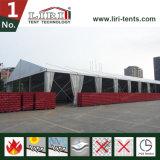 結婚披露宴およびイベントのためのLiriの流行アルミニウム大きいテント