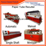Tubo di carta che fa la tagliatrice della carta di macchina
