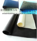 Tela elástica Rasgar-Resistente elevada da borracha de silicone para a máquina da imprensa da membrana