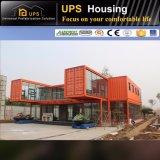 주문을 받아서 만들어진 디자인 그림 강철 구조물 콘테이너 집에 의하여 결합되는 고급 호텔