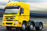 Het Hoofd van de Vrachtwagen van de Tractor van het Merk van Sinotruk 4X2