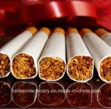 Máquina de papel de la hoja de alta velocidad del tabaco