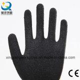 [10غ] بوليستر أنابيب أسود يحسن لثأ يكسى أصابع أمان قفّاز ([ل002])