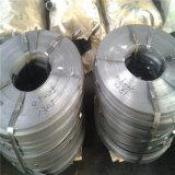 Lo zinco ha ricoperto la striscia d'acciaio galvanizzata tuffata calda