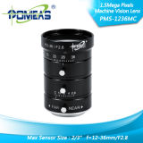 Automatização industrial da lente mega da visão dos pixéis Fa/Machine