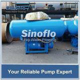 Aço inoxidável que flutua a bomba submergível de transferência da água do fluxo axial do fluxo elevado