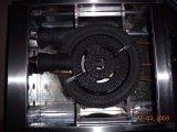 2バーナーのフレームアウトの保護(HGR-22)の頑丈なガス範囲