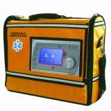 Preço Emergency portátil da máquina do ventilador do equipamento médico
