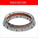 Strumentazione chiara del supporto di rotazione per l'esposizione della fase della barra