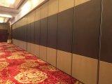 Paredes móveis de insonorização de alumínio para salão de banquetes, salão de baile e restaurante