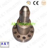 CNC passte Aluminiumlegierung rostfreie Steeel/Zubehör-CNC maschinell bearbeitete Teil-/CNC-Fräsmaschine-/Machining-Teile an