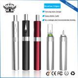 Narguilé électronique de la vente en gros E de nécessaire de MOI de cigarette de Perforation-Type en verre d'Ibuddy 450mAh