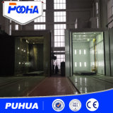 Governo industriale di sabbiatura per le strutture d'acciaio fatte in Cina