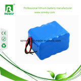 7.4V 8800mAh 18650 Lithium-Ionenbatterie-Satz für Fahrrad-Licht, LED-Streifen