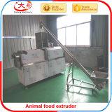 Aliment pour animaux familiers industriel complètement automatique faisant la machine