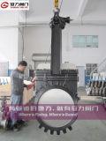 Klep van de Poort van het Mes van het Ijzer van het roestvrij staal de Kneedbare
