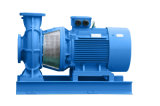 Pompe centrifuge d'étape simple de qualité pour l'approvisionnement en eau