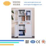 Кухонный шкаф хранения металла Lh-23 для офисной мебели
