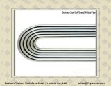 Tubo di raffreddamento dell'acciaio inossidabile dell'unità del condizionatore d'aria
