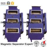 Separador permanente del tambor magnético del polvo seco para la industria química