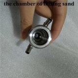 Wasserstrahlausschnitt-Kopf-Ersatzteil-Raum des mischenden Sandes