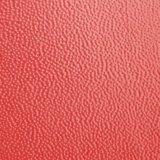 Cuoio artificiale del PVC della tappezzeria dell'oro Z073 dello SGS del cuoio del volante del cuoio di cuoio automobilistico del coperchio