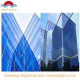 стекло 3-12mm низкое e для здания