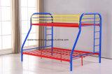 新しいデザイン金属の二段ベッドか鋼鉄ダブル・ベッドの家具