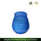 Candela di vetro del vaso della citronella per la decorazione esterna