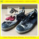 Sapatas usadas por atacado confortáveis do esporte das sapatas dos homens para o africano (FCD-005)