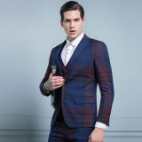 새로운 Arrival는 Business를 위한 Slim Fit Men Suit를 관례 만들었다