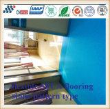 Suelo elástico de múltiples funciones eficaz del rebote el silenciar y del almacenador intermediaro con la pintura líquida