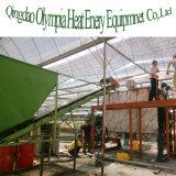 Ферментер заквашивания органического удобрения с конвейерной