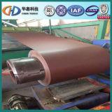 Die beschichtete Farbe strich galvanisierte Stahlringe PPGI für Gebäude vor