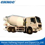 CCC ISOは3車軸6X4具体的なミキサーのトラックを承認した