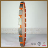 "Lâmina de corte de diamante de 14 ""16"" 18 ""para corte de concreto (S-DS-1053)"
