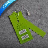 Personalizado de papel de cartón de ropa Hang Etiquetas proveedor