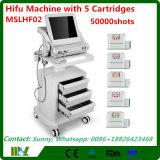 2016 Bem-Usar a máquina de teste do elevador de face de Hifu, máquina de Hifu na promoção
