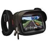 Suporte do GPS da montagem do GPS do saco do GPS a amarrar na motocicleta