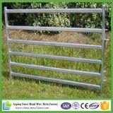 Painéis usados da cerca, painéis usados da cerca do cavalo, painéis galvanizados da cerca do metal dos rebanhos animais