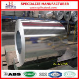 Bobina d'acciaio ricoperta Al-Zn di G550 G340 Az90 Az150