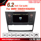 Reproductor de DVD del coche del sistema de navegación de Hualingan GPS para BMW 3 E90/E91/E92/E93 (automáticos)