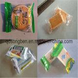 Печенья пропускают машина упаковки
